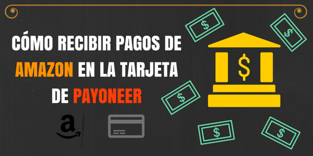 Como recibir pagos de amazon
