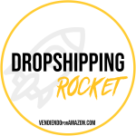 Logo Dropshipping Rocket